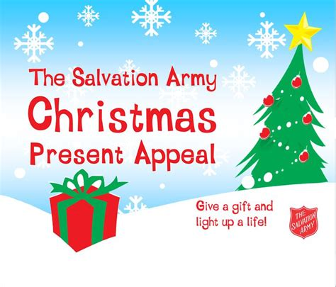 Salvation Army Gift Cards - seasonal assembly resources the salvation army