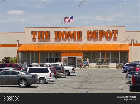 logansport in circa june 2016 home depot location home
