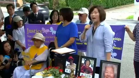Korean Comfort by South Korean Comfort Take Protest To Us World