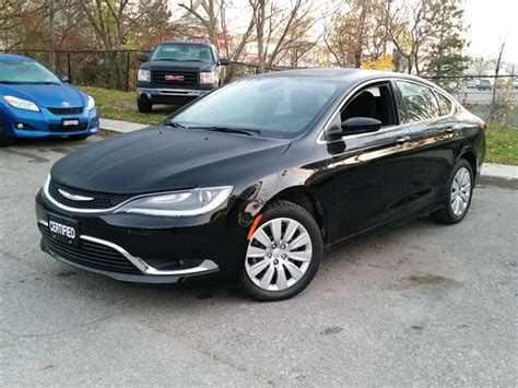 2015 Chrysler 200 Wheels by 2015 Chrysler 200 Limited Black Ashqis Auto Wheels Ca