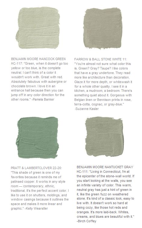 paint selection green paint color selection interiors by color