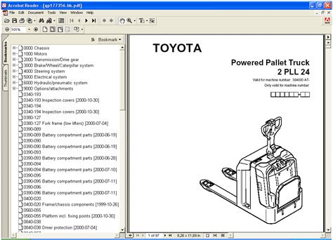 free download parts manuals 1995 audi 90 electronic valve timing toyota bt forklift