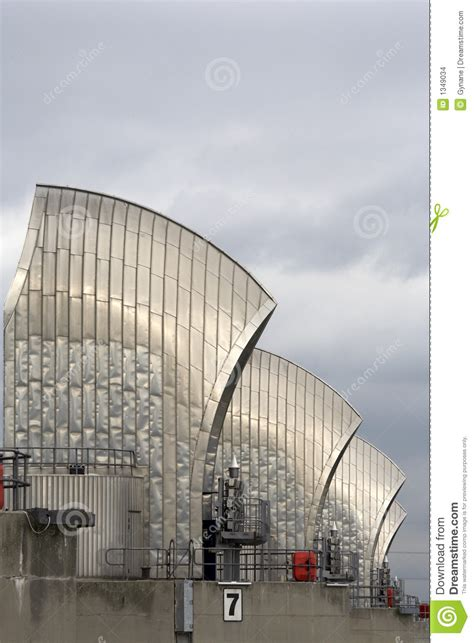 thames barrier animal clinic thames barrier stock images image 1349034
