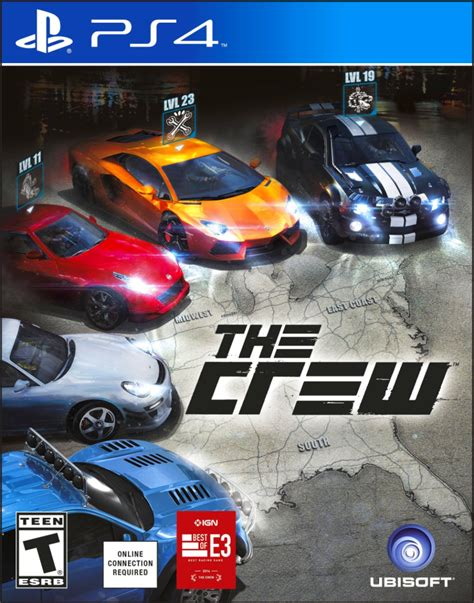 Auto Spiele Ps4 by The Crew Playstation 4 Car Ps4 New