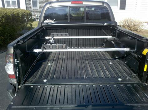 rod holder for truck bed diy fly rod holder for truck do it your self