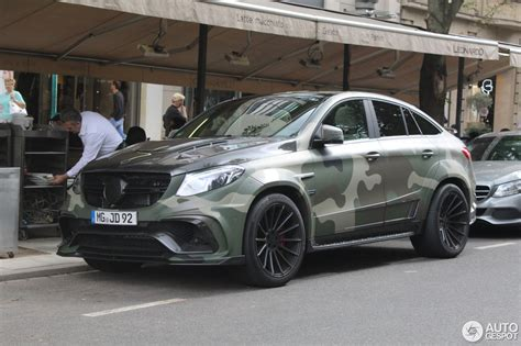 mercedes amg mansory gle   coupe  september