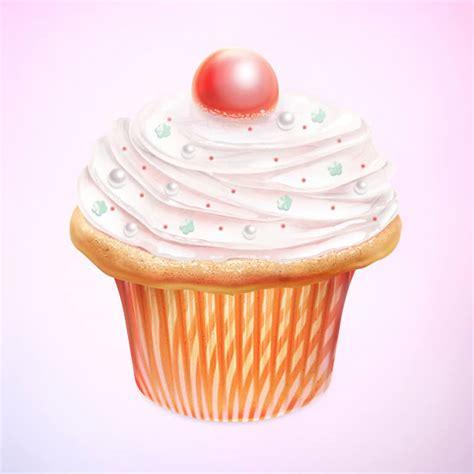 tutorial illustrator cupcake create a tasty cupcake icon in photoshop