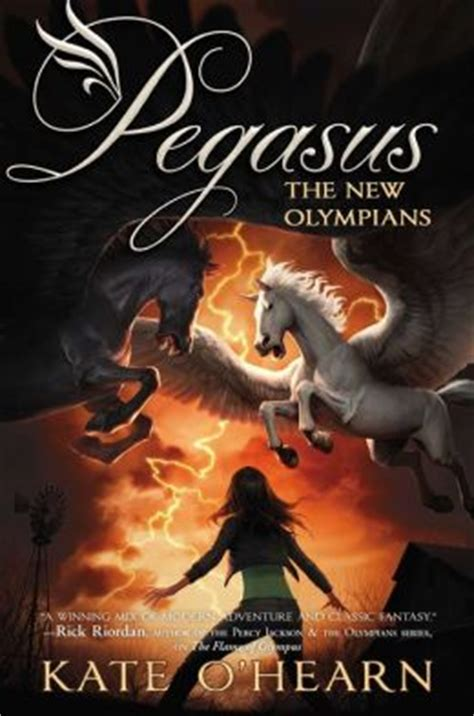 the end of olympus pegasus books the new olympians pegasus series 3 by kate o hearn