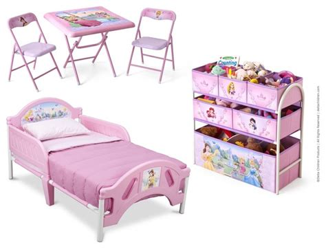 disney princess bedroom set furniture disney princess room bed and multi bin organizer and table