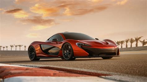 orange mclaren wallpaper mclaren p1 orang hd wallpaper background images