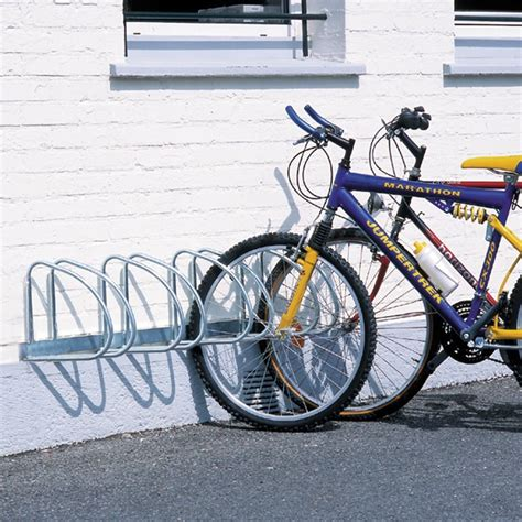 Mounted Bike Rack by Wall Mounted Cycle Racks From Parrs Workplace Equipment