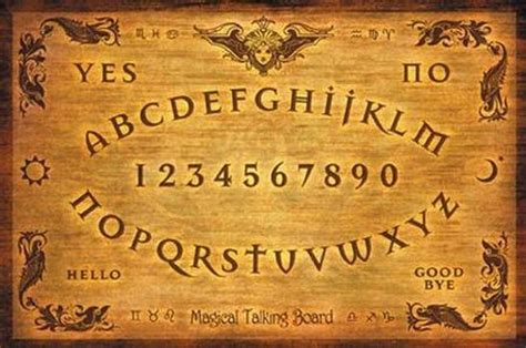 ouija boards childish game or portal to the spirit world