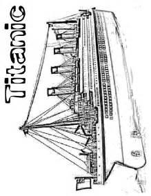 titanic coloring pages titanic coloring pages for coloringpagesabc
