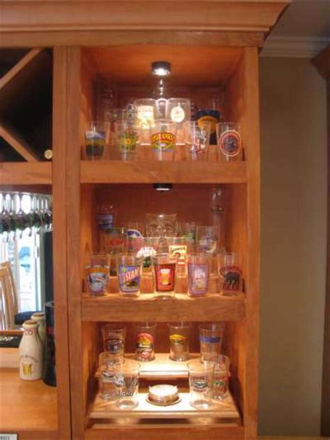 pint glass display cabinet about us disguise
