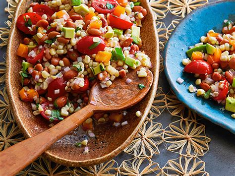 Cince De Mayo Side Corn Black Bean Salad by 5 Dishes For A Cinco De Mayo