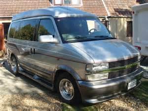 Chevrolet Astro Conversion For Sale Chevrolet Astro Boyd Coddington Conversion Sold