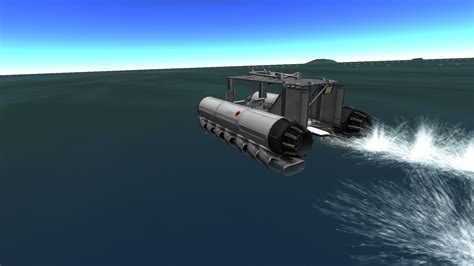 boat parts ksp boat capable of 117 3 m s planes and ships kerbal