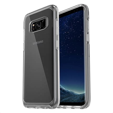 Otterbox Symmetry Series Clear For Samsung S8 Clear Original 1 10 best samsung galaxy s8 back cover collection of 2017