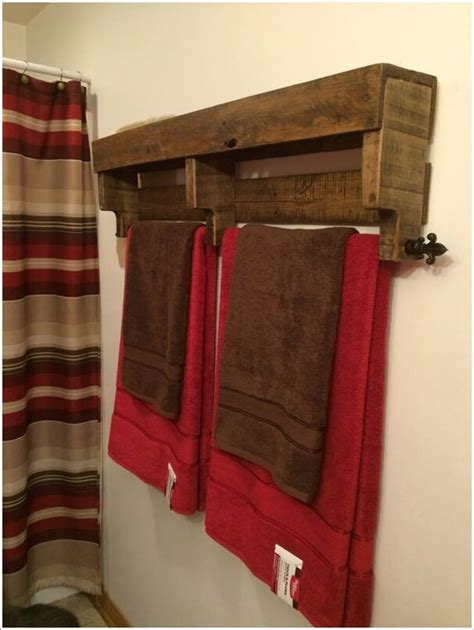 bathroom towel design ideas 15 cool diy towel holder ideas for your bathroom