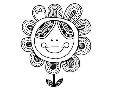 imagenes de pacchwork para imprimir dibujo de flor patchwork para colorear dibujos net