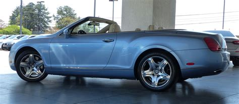 2007 bentley gtc used 2007 bentley continental gtc marietta ga