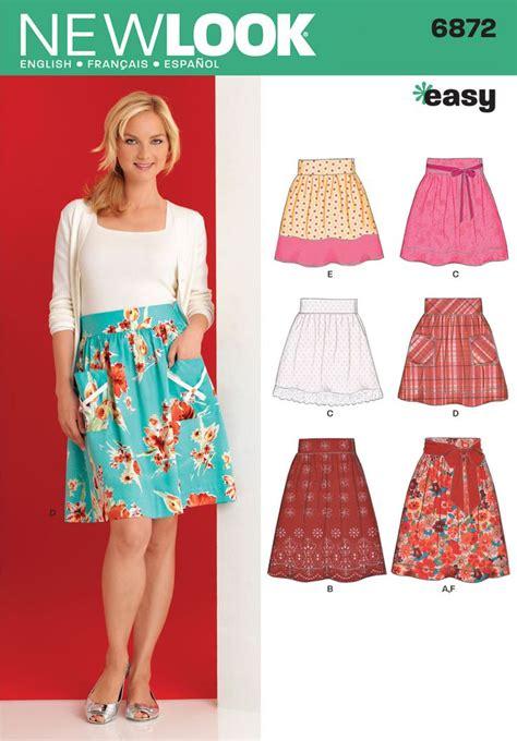 25 best ideas about womens skirt pattern on