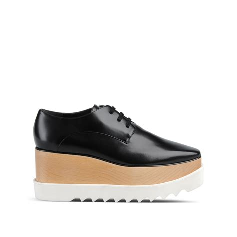 stella mccartney sneakers black britt shoes stella mccartney