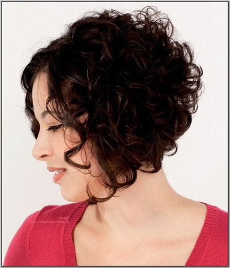 stacked hairstyles for natural waves 24 best hair images on pinterest short curly hair hair