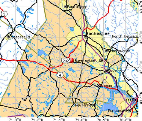 Barrington Nh barrington new hshire nh 03825 profile population maps real estate averages homes