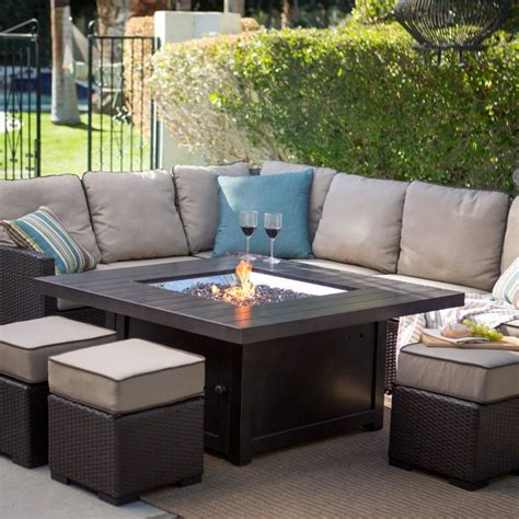 Small Propane Pit Table Best 25 Patio Set Up Ideas Only On Patio