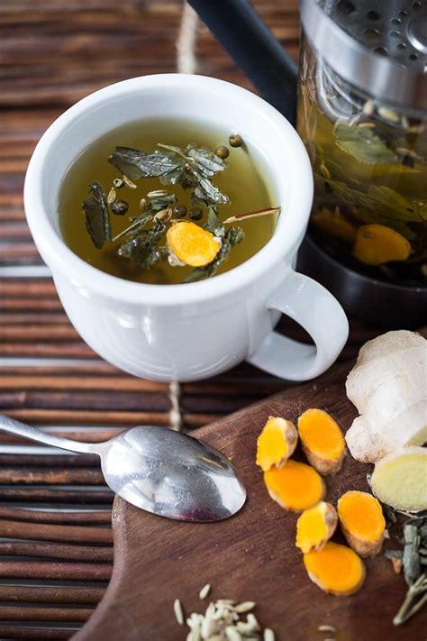 Ayurvedic Detox Drinks by Ayurvedic Turmeric Detox Tea A Daily Drink Feasting At