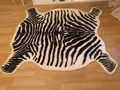 zebra fur rug zebra fur rug for sale in citywest dublin from deebaby