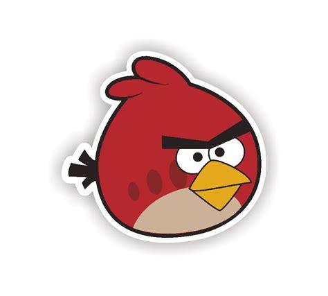 bird sticker angry bird sticker