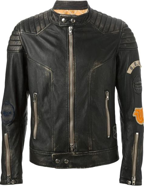 Sword Leather Jacket by S W O R D Sword Biker Jacket Where To Buy How To Wear
