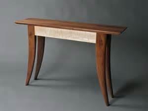 Unique Hallway Tables Custom Table Modern Design Handmade Furniture By David Hurwitz David Hurwitz Originals