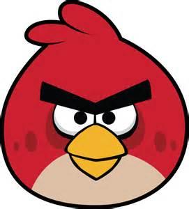 愤怒的小鸟正面设计图 其他 动漫动画 设计图库 昵图网nipic