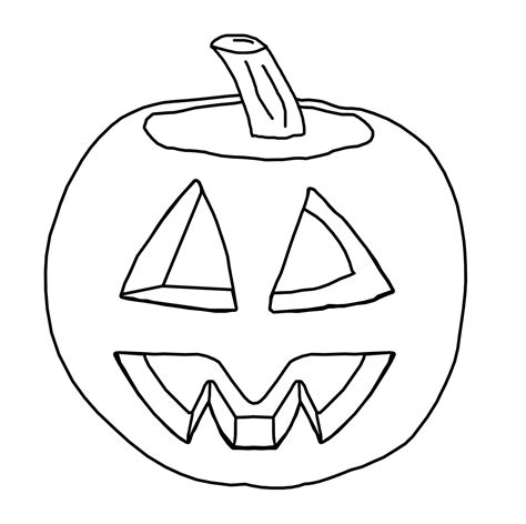 printable jack o lantern coloring pages happy jack o lantern patterns coloring home