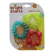 Bright Start Chill Teethe Original teething shop heb everyday low prices
