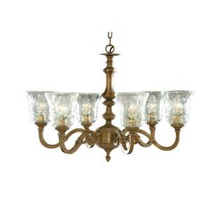 antique ceiling lights searchlight 1076 6ng malaga 6 light antique brass