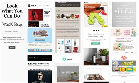beautiful newsletter templates beautiful emails with mailchimp studio pro