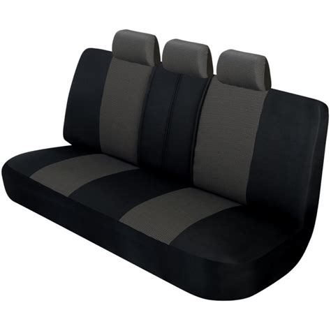 auto expressions bench seat covers auto expressions emory 3 pc seat cover kit by auto