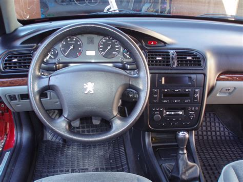 peugeot 406 coupe interior peugeot 406 sp 233 cifications techniques et 233 conomie de carburant
