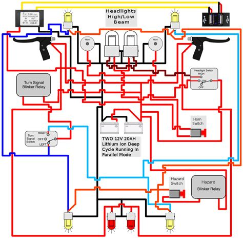 blinker wiring diagram wiring diagram 2018