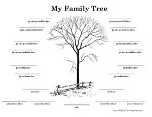building a family tree free template free family tree archives crestleaf
