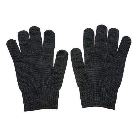 Sarung Tangan Anti Api sarung tangan anti bacok pisau cut resistant black jakartanotebook