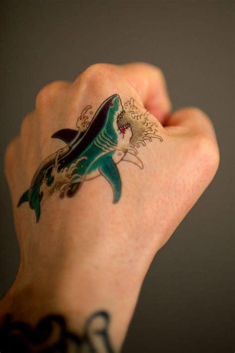shark henna tattoo small temporary shark classic by