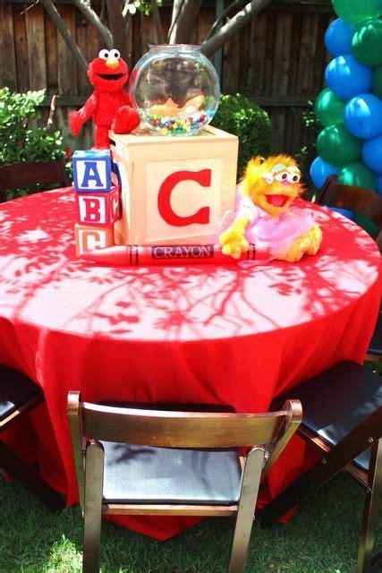 Elmo Centerpieces Decorations Elmo Invitation Elmo Invite Elmo Birthday Sesame