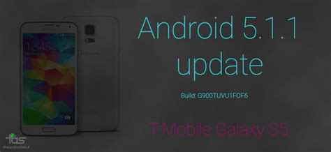 android update 5 1 t mobile galaxy s5 5 1 1 update the android soul