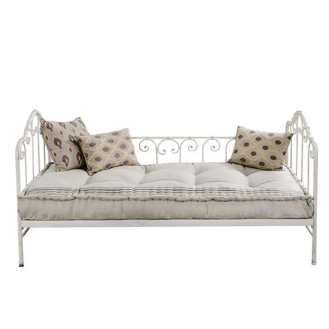 daytime bed lille single day bed white