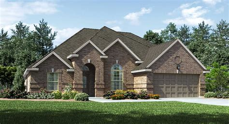 Old Lennar Floor Plans by Nashville One Level Homes Have Broad Appeal The Open
